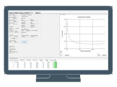PneuCalc software